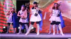中国古典乐器现场表演视频