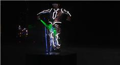 啤酒节机械舞开场视频