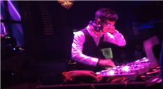 皇族DJ学员吴云合肥Muse酒吧DJ打碟现场视频