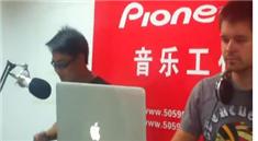 DJ天亮与德国DJ现场直播打碟视频