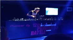 2014全国先锋DJ大赛学员DJ刘奇比赛视频