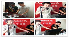 DJ天亮、MC九局yy万人活动直播视频