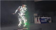 合肥派对现场激光舞表演现场视频