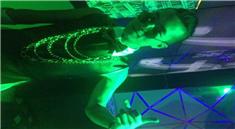 河南DJ学员王伟峰合肥坦克迪吧DJ打碟视频