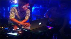 皇族助教DJ吴云合肥Muse酒吧打碟现场视频