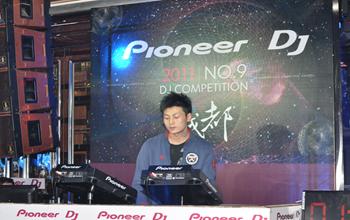 学员DJ嘉琪-DJ激情职业生涯