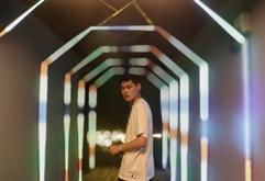 江苏DJ学员袁瑞荣打碟练习照片