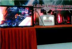 DJ学员王玥2011全国先锋dj大赛比赛照片