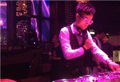 DJ导师吴云广州赛区混音比赛照片