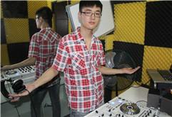 娄底DJ学员刘奇打碟图集
