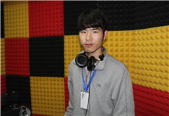 西安DJ学员张森打碟练习照片集