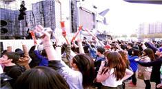 国外派对大型电子音乐节现场视频