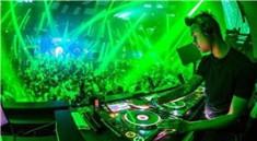 百大DJ Top派对现场DJ打碟视频
