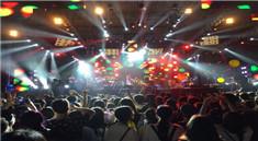 欧洲最大的电音节现场DJ视频