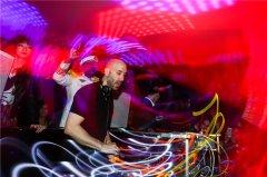 百大DJ TJR2016年电子音乐节打碟喊麦现场