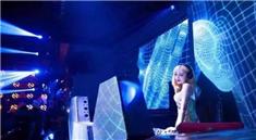 乐巢酒吧女dj打碟视频