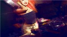 前场性感美女DJ打碟视频