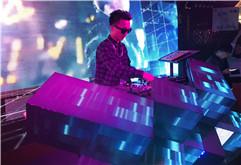 皇族导师DJ Jerry酒吧现场打碟图片