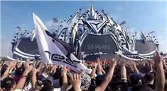 国外DJ大神派对现场打碟视频