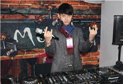 江苏扬州DJ学员李明练习照片集