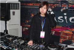 皇族DJ四川广安学员DJ刘娇娇练习照片
