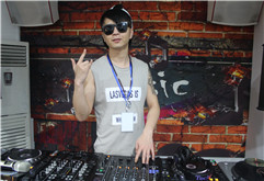 皇族DJ已毕业DJ学员林伟航照片集