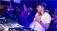MC喊麦大型后场酒吧DJ打碟视频