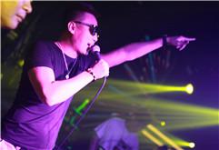 皇族DJ学院导师阿坤派对现场照片