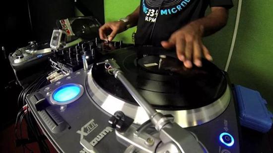 国外DJ教学Scratch(含字幕)