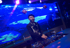皇族DJ学员杨戴维酒吧打碟现场视频