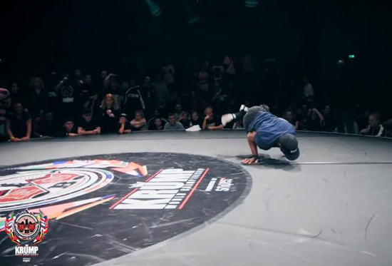 国际街舞大赛Battle战,巅峰对决!