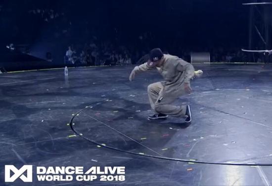 高超街舞对决,日本VS法国
