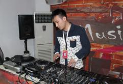 四川DJ学员蒋晓天练习照片