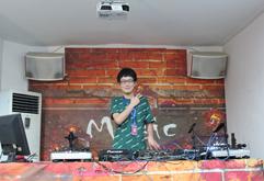 河南DJ学员刘超越练习照片