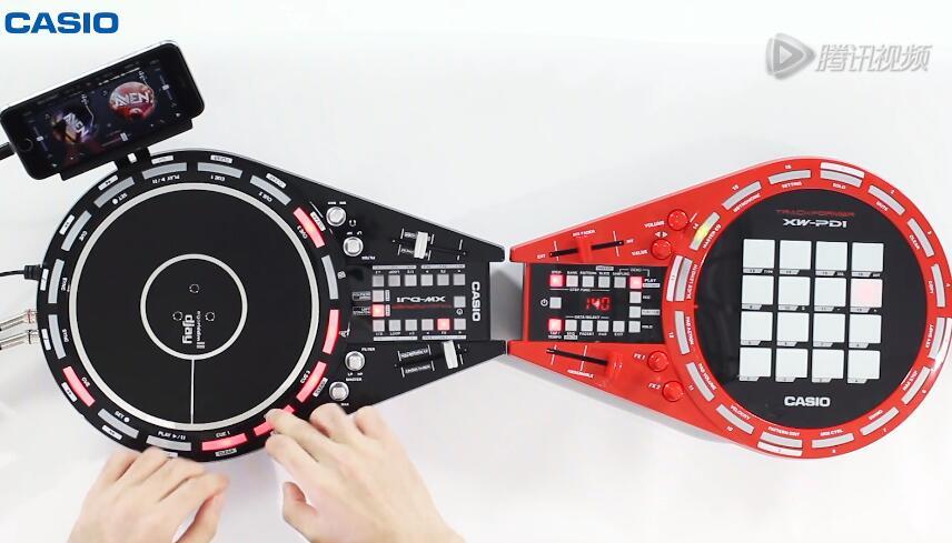二次元DJ生神器XW-PD1