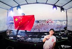 超嗨电子混音制作DJ打碟视频现场