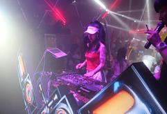 皇族DJ学员猫咪西塘彼岸Club打碟视频