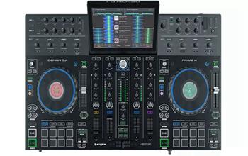 数字DJ设备中三款不同的缓动盘