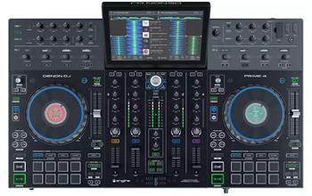 DENON DJ Prime 4水平波形显示