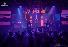 超嗨视频现场百大DJ打碟超劲爆