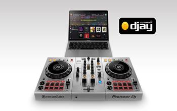 DDJ-400可正式适用于djay、djay Pro