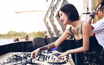 顶级技术DJ打碟教学