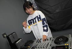 皇族DJ山西学员王莎莎练习照片