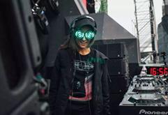 国外知名DJ现场打碟派对视频