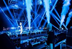 超嗨EDM2019全英文DJ视频现场