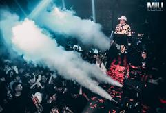 皇族DJ学员天宇南京Miu Party现场互动照片
