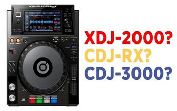 Pioneer DJ将发布新的CDJ和唱机?