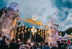 硬核超嗨电子音乐节DJ视频