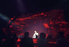 皇族DJ阿颜上海Space Party现场打碟喊麦视频