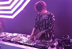 皇族DJ学员吴韬混音考核现场照片